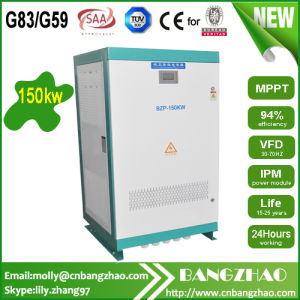 3 Phase 150kw Low Frequency Converter 60Hz to 50Hz with Static State Converter pictures & photos