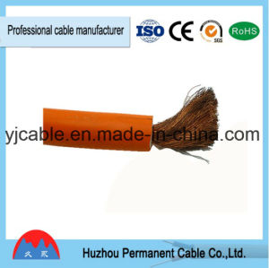 Yh Yhf 50mm2 70mm2 PVC/Rubber Welding Cable/Battery Cable pictures & photos