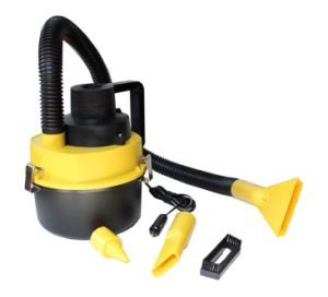 DC 12V 60W/90W Canister Vacuum Cleaner (WIN-602) pictures & photos