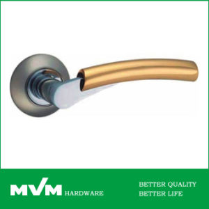 Wenzhou OEM Zinc Door Handles Lock, Hardware Supplier (Z1234E9) pictures & photos