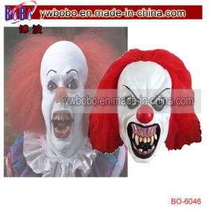 Holiday Decoration Clown Mask Evil Mask Halloween Party Mask (BO-6046) pictures & photos
