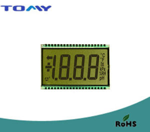 Tn Reflective LCD for Meter