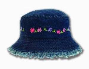 Summer Cotton Unisex Bucket Fisherman Hat pictures & photos