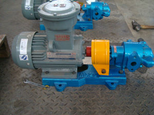 KCB83.3 Explosion Proof Gear Oil Pump