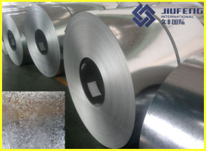 Zinc Coating Steel Coil with Spangles pictures & photos