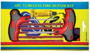 Tubeless Tire Repair Kit (PT-111)