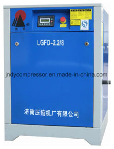Small Direct Driven Screw Air Compressor