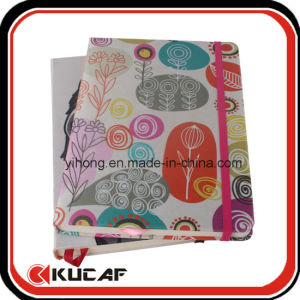 Custom Made Colorful Notebook with Elastic Strip pictures & photos