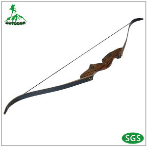 China 40lbs 28 Draw Length Take Down Type Archery Recurve Bow