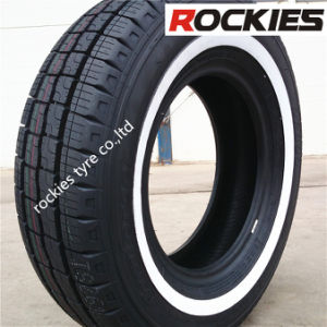 Radial Car and Light Truck Tyre with EU-Label (195R14C)