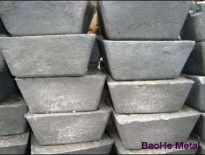 Hot Selling Antimony Ingot 99.99% with Best Price