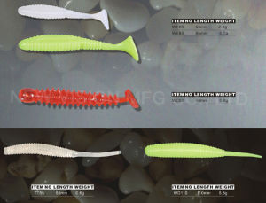 Fishing Equipment Soft Fishing Lure Soft Baits pictures & photos