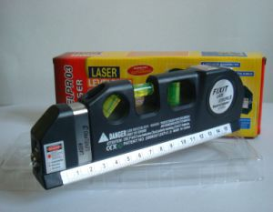 2.5m Aluminum Laser Level (QY-LL2503) pictures & photos
