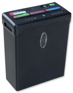 6 Sheets Cross Cut Paper Shredder (FX60BE)