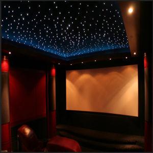 China Fiber Optic Ceiling Light For Film Home China