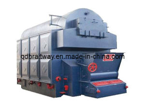 Szl Series Assembled Coal Fired Hot Water Boiler (SZL) pictures & photos