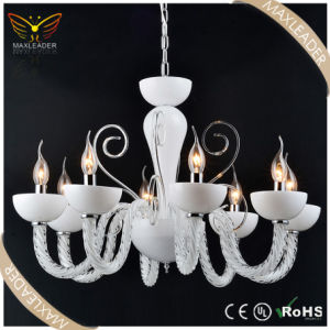 Chandelier for Classic Crystal Cheap Decorative Glass Lighting (MD7090)