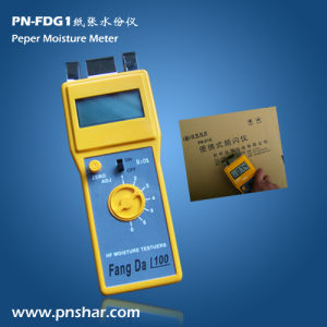 Paper Moisture Test Equipment pictures & photos
