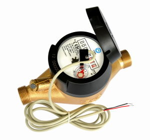 Multi Jet Iron Dry Type Water Meter (MJ-SDC-G4-8+1-2) pictures & photos