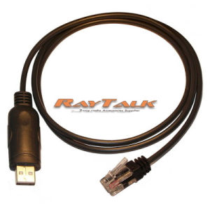 RIB-Less RS-232 Programming Cable for Motorola GM340 and Similar Radios pictures & photos