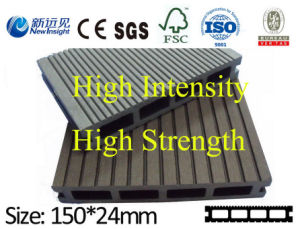 High Tensity (high strength) WPC Decking, Outdoor Flooring, Wood Plastic Composite Decking, pictures & photos