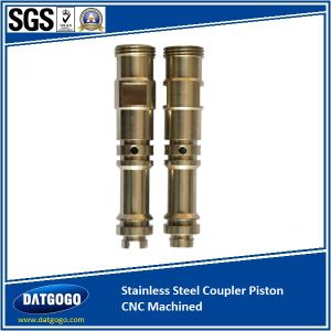 Stainless Steel Coupler Piston with CNC Machined