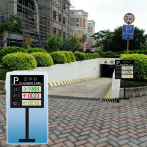 Outdoor P10 Three-Layer Double Color LED Message Screen LED Display pictures & photos