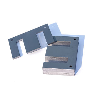 Electrical Silicon Steel Lamination Ei Transformer Core