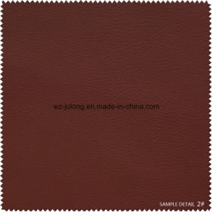 Protect Environment DMF Free PU Leather Reach Standard RoHS Tvoc (CPU003) pictures & photos