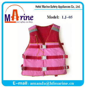 Red Color Swimming Pool Life Vest pictures & photos