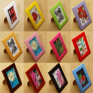 5-20 Inch Picture Frame 2cm-Thickness Wood Photo Frame pictures & photos