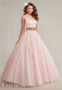 The New Two-Piece Ladies Cocktail Dress Quinceanera Prom Dress