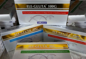 Ele Glutathione Great Effect for Black Skin Whitening Use for Sell pictures & photos