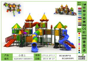 Kaiqi Play Rainbow Castle Themed Children′s Playground - Many Colours Available (KQ20140927-XBSM0927A) pictures & photos