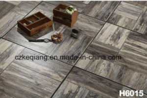 [New Design] Pop and Perfect Cement Texture Wooden Laminated Flooring