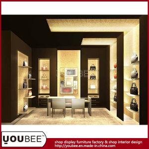China High End Display Furniture For Ladies Handbag Retail Store