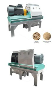 Farming Machinery Sawdust Hammer Mill Crusher pictures & photos