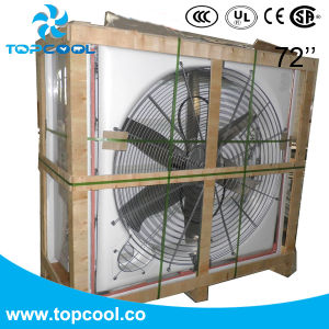 "High Pressure Dairy Farm Cooling Fan 72"" Fiberglass Exhaust Fan pictures & photos"