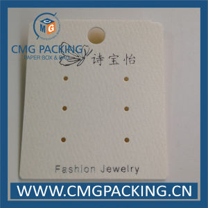 Customized Printed Earring Display Case (CMG-031) pictures & photos
