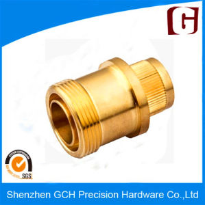 High Quality OEM Brass CNC Machining Turning Parts