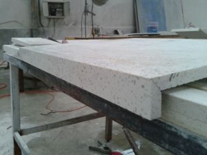 Star White Quartz Slabs Bathroom Vanity Tops Island Tops Quartz Kitchen Countertops pictures & photos