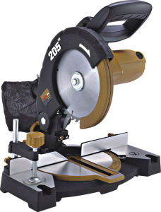 8′′ 205mm Compact Compound Laser Miter Saw (89002) pictures & photos