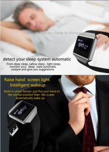 Smart Bracelet with Waterproof and Monitor Functions (K12) pictures & photos