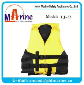 Water Skiing/ Rafting/Kayak Water Leisure Sport Life Jacket Life Vest pictures & photos