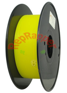 Well Coiled PLA 3.0mm Fluorescent Yellow 3D Filament