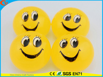 High Quality Novelty Design Female Smily Face Splat Ball (SB040)