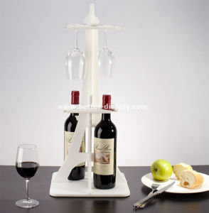 Acrylic Simple Modern Wine Racks pictures & photos