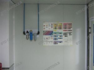 Hot Sale High Quality Spray Painting Booth Tanning Booth 9920 pictures & photos