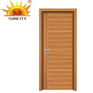 China 2018 Apartment Wooden Doors Design Interior