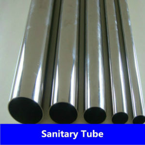 304L/304 Stainless Steel Welded Sanitary Tube for Food Industry
